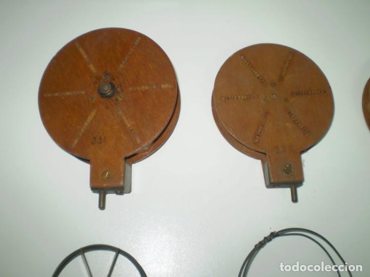 Radios antiguas: 8 X ANTIGUAS BOBINAS DE RADIO DE LOS AÑOS 20-LOTE 1 - Foto 2 - 161894234