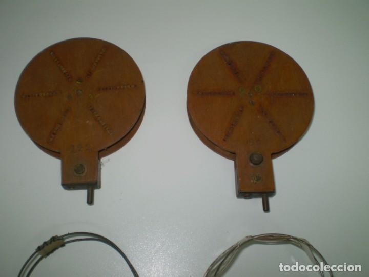 Radios antiguas: 8 X ANTIGUAS BOBINAS DE RADIO DE LOS AÑOS 20-LOTE 1 - Foto 3 - 161894234