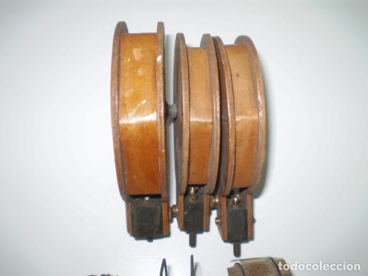 Radios antiguas: 8 X ANTIGUAS BOBINAS DE RADIO DE LOS AÑOS 20-LOTE 1 - Foto 6 - 161894234