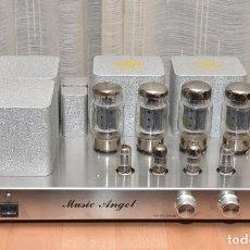 Radios antiguas: AMPLIFICADOR MUSIC ANGEL KT88. Lote 161952966