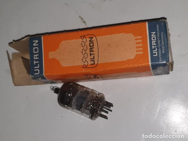 VALVULA ULTRON (Radios, Gramófonos, Grabadoras y Otros - Repuestos y Lámparas a Válvulas)