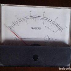 Radio antiche: MEDIDOR DE GAUSS. Lote 165249474