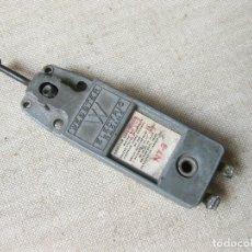 Radios antiguas: CABEZA O CÁPSULA PARA AGUJA DE TOCADISCOS O GRAMÓFOO ELÉCTRICA WEBSTER. WEBSTER ELECTRIC RACINE. Lote 167108832