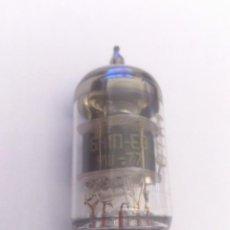 Radios antiguas: VÁLVULA 6N1P-EB 6N1P-EV ( E88CC ) - RUSA - NOS - SIN CAJA - TESTADA OK. Lote 167614817