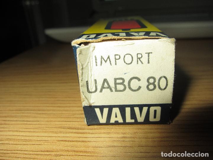 VALVULA UABC80 NUEVA (Radios, Gramófonos, Grabadoras y Otros - Repuestos y Lámparas a Válvulas)