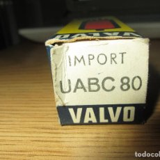 Radios antiguas: VALVULA UABC80 NUEVA. Lote 229260960
