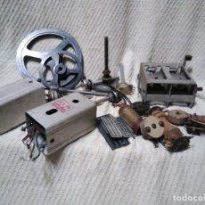 Radios antiguas: MATERIAL VARIADO DE RADIO ANTIGUAS. Lote 174250483