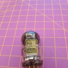 Radios antiguas: VÁLVULA EC88 - MINIWATT DARIO - PINES DORADOS - TESTADA. Lote 174389945