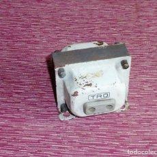 Radios antiguas: MINI TRANSFORMADOR DE 125/220 V. 80 - 100 W.. Lote 176144555