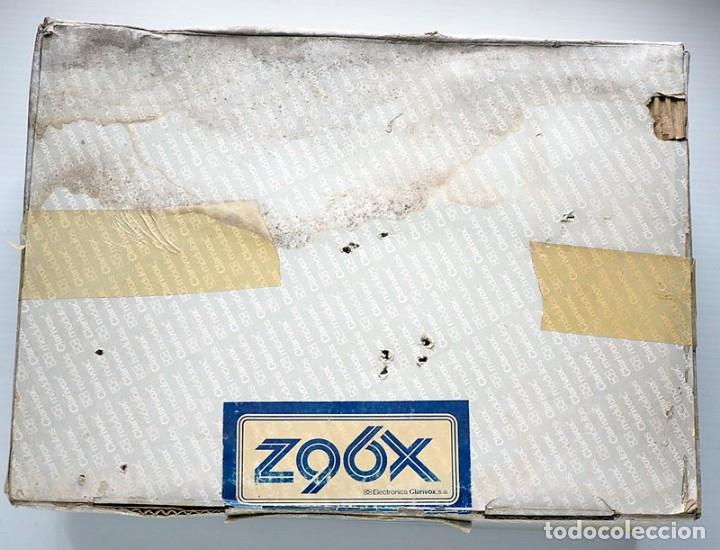 Radios antiguas: Módulo Z96X de electrónica Clarivox. Años 80. En caja original - Foto 3 - 176211205