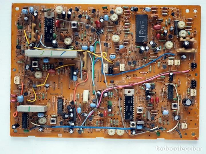 Radios antiguas: Módulo Z96X de electrónica Clarivox. Años 80. En caja original - Foto 8 - 176211205