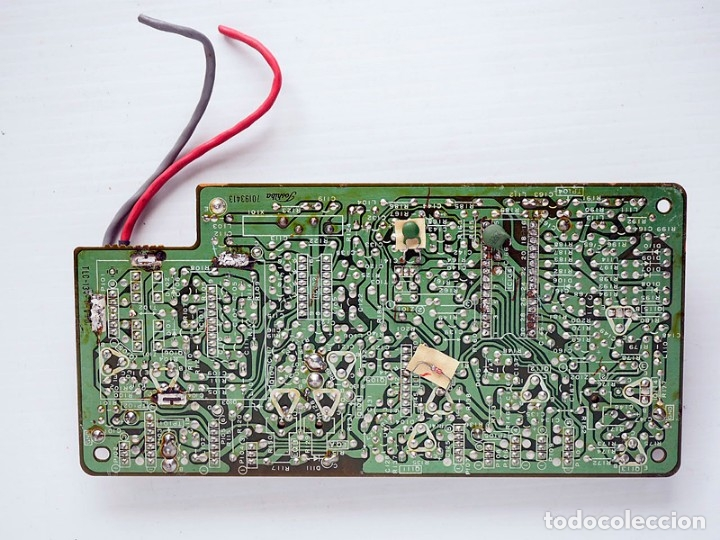 Radios antiguas: Módulo Z96X de electrónica Clarivox. Años 80. En caja original - Foto 11 - 176211205