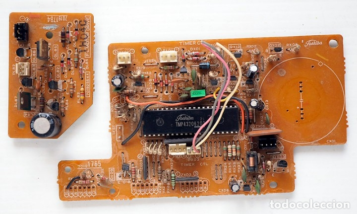 Radios antiguas: Módulo Z96X de electrónica Clarivox. Años 80. En caja original - Foto 14 - 176211205