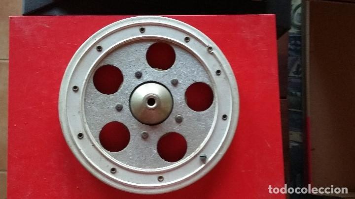 Radios antiguas: Polea para condensador 15 cm. - Foto 2 - 176284165