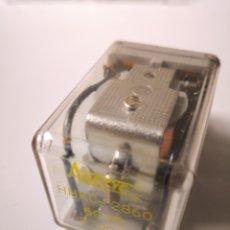Radios antiguas: RELÉ ASETYC HHKC-2860 3700 OHMIOS 2XU COMPONENTE ELECTRONICO -ENVÍO CERTIFICADO 4,99 EUROS. Lote 176638202