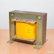 Radios antiguas: TRANSFORMADOR DE ALIMENTACION PARA ETAPA O AMPLIFICADOR A VALVULAS. Lote 177011727