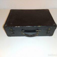 Radios antiguas: MALETA DEL COMPROBADOR DE VALVULAS MAYMO.. Lote 177728085