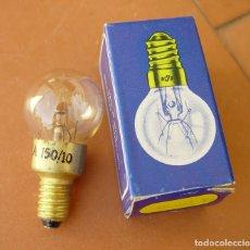 Radios antiguas: BOMBILLA PILOTO DE DIAL RADIO, LAMPARA DE ROSCA E10 150V ....SANNA. Lote 177796213