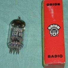 Radios antiguas: VALVULA ORION - ECF 80 - NUEVA.. Lote 179099465