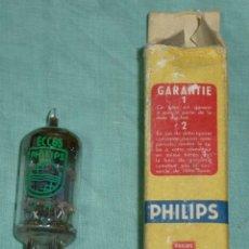 Radios antiguas: VALVULA PHILIPS ECC85 - NUEVA.. Lote 179101055