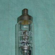 Radios antiguas: VALVULA MAZDA - DY802 - NUEVA.. Lote 179101375