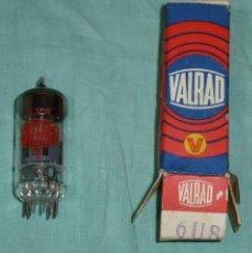 Radios antiguas: VALVULA VALRAD - 6U8 - NUEVA.. Lote 179101538