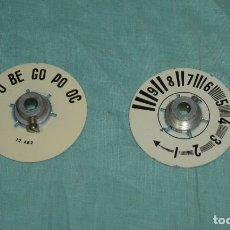 Radios antiguas: REPUESTO CARATULAS METALICAS - RADIO - NUEVO.. Lote 179103205