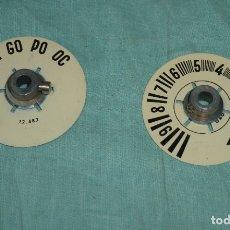 Radios antiguas: REPUESTO CARATULA METALICAS - RADIO - NUEVO.. Lote 179103303