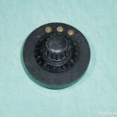 Radios antiguas: ANTIGUO REOSTATO.. Lote 179338682