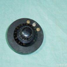 Radios antiguas: ANTIGUO REOSTATO.. Lote 179338798