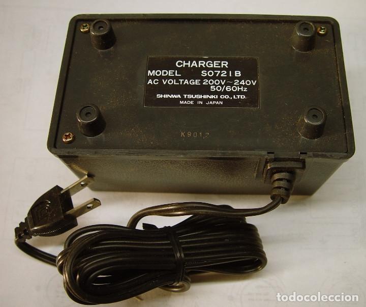 Radios antiguas: Cargador de buscapersonas Shinwa SO-721B...sanna - Foto 2 - 179386462