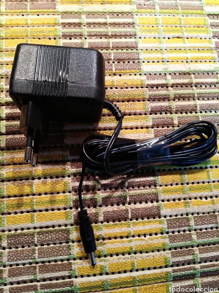 CARGADOR AC DC (Radios, Gramófonos, Grabadoras y Otros - Repuestos y Lámparas a Válvulas)