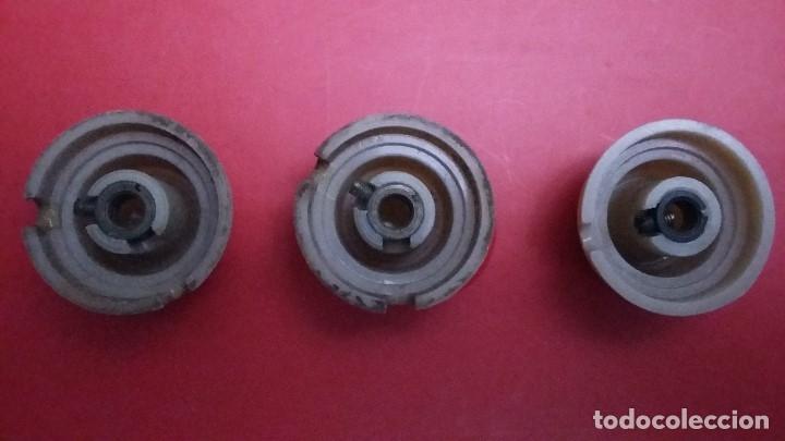 Radios antiguas: lote 3 botones radio a valvulas. - Foto 3 - 180888793