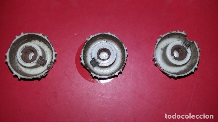 Radios antiguas: lote botones para radio valvulas. - Foto 3 - 181771033