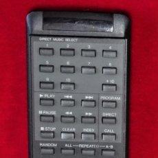 Radios antiguas: MANDO A DISTANCIA DENON RC-217 ORIGINAL PARA COMPAC DISC CANON DCD-1420. Lote 182097348