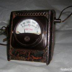 Radios antiguas: ESTABILIZADOR PARA RADIO ANTIGUA DE AÑOS 50. Lote 182611930
