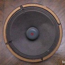 Radios antiguas: ALTAVOZ AUDAX. PARA RADIO A VALVULAS O TOCADISCOS DE MALETA.. Lote 183721042