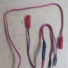 Radios antiguas: ELECTRONICA, CABLE CON LUZ LED - NUEVO. Lote 183729738
