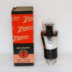 Rádios antigos: 56 - ZENITH VALVULA ( ELECTRONIC TUBE ) ( NOS ) TESTED. Lote 93340925