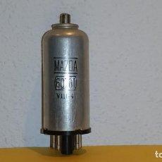 Radios antiguas: VALVULA 6Q7GT-6Q7MG-MAZDA-USADA Y PROBADA.. Lote 184660942