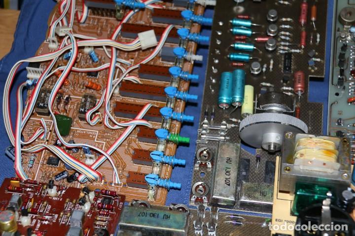 Radios antiguas: LOTE DE PLACAS CIRCUITO IMPRESO PARA REUTILIZACION DE COMPONENTES VINTAGE - Foto 3 - 185497042