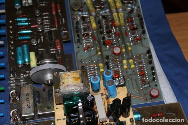 Radios antiguas: LOTE DE PLACAS CIRCUITO IMPRESO PARA REUTILIZACION DE COMPONENTES VINTAGE - Foto 5 - 185497042