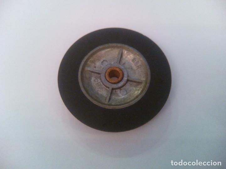 Radios antiguas: RUEDA DE TRACCÓN TOCADISCOS BSR - Foto 2 - 185710506