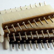 Radios antiguas: COMPONENTES ELECTRÓNICOS ANTIGUOS. . Lote 185739866