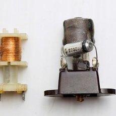 Radios antiguas: COMPONENTES ELECTRÓNICOS ANTIGUOS. . Lote 185742303
