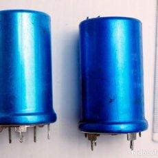 Radios antiguas: 2 CONDENSADORES BIANCHI. Lote 185742972