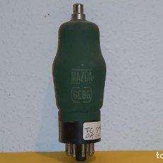 Radios antiguas: VALVULA 6E8G-MAZDA-USADA Y PROBADA.. Lote 187220302