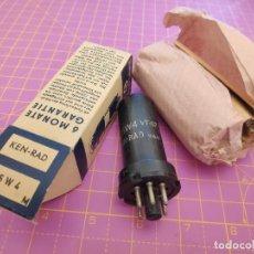 Radios antiguas: VÁLVULA 5W4 = VT-97 - KEN RAD - NOS TESTADA. Lote 187323533
