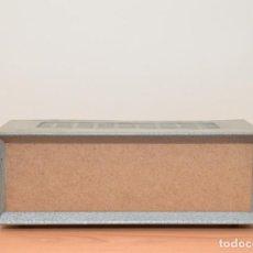 Radios antiguas: CAJA CHASIS PARA MONTAJES ELECTRONICOS A VALVULAS. Lote 187546055