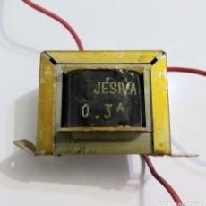 Radios antiguas: TRANSFORMADOR JESIVA - 24VDA/0,3A. Lote 188414823
